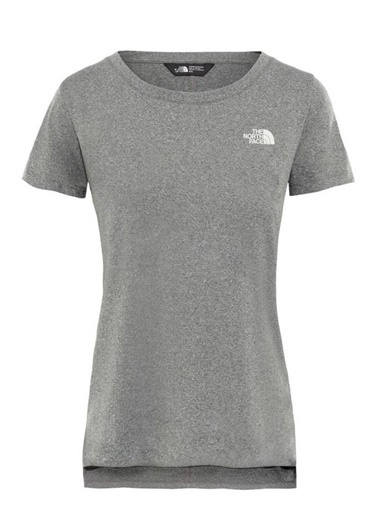 The North Face Quest Kadın T-Shirt Gri Gri